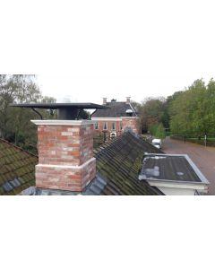 Maatwerk daglichtsysteem (prefab) schoorsteen