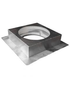 Solatube Ø 74 cm prefab geïsoleerde dakdoorvoer