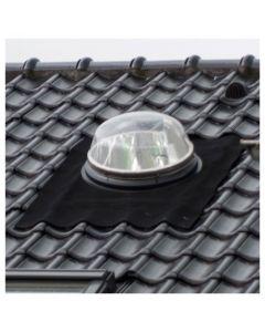 Solatube Ø 53 cm set vierkant dakdoorvoer hellend dak ubiflex